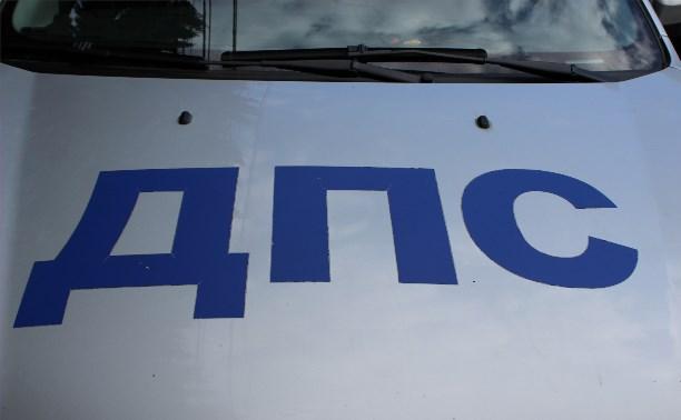 Возле «СПАРа» на Рязанке столкнулись грузовик и легковушка