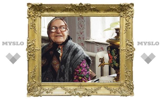 Пелагея Мотякина знает, как дожить до ста лет!