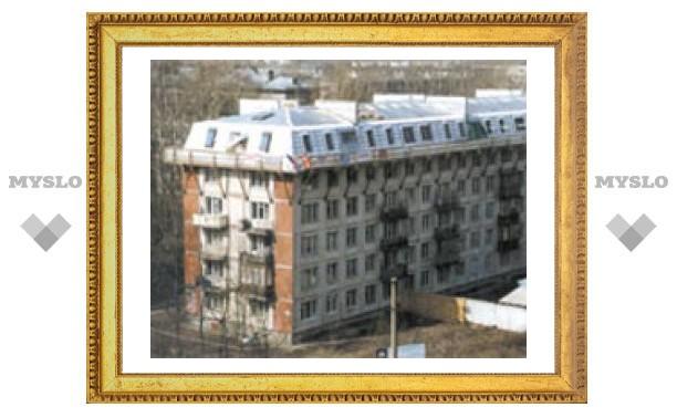 """Греки достроят тульские """"хрущевки"""""""
