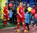 Лучшим игроком «Арсенала» по версии журналистов стал Евгений Луценко