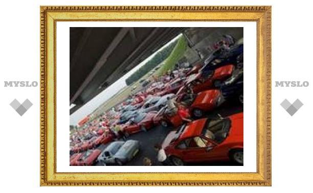 385 Ferrari попадут в Книгу рекордов Гиннеса