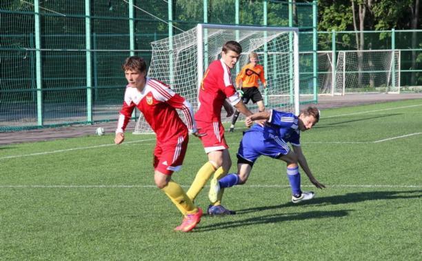 Тульский «Арсенал-2» оштрафован на 25000 рублей