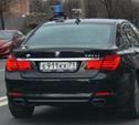 Павел Пятницкий пожаловался в МВД на мигалки BMW с тульскими номерами серии ЕКХ