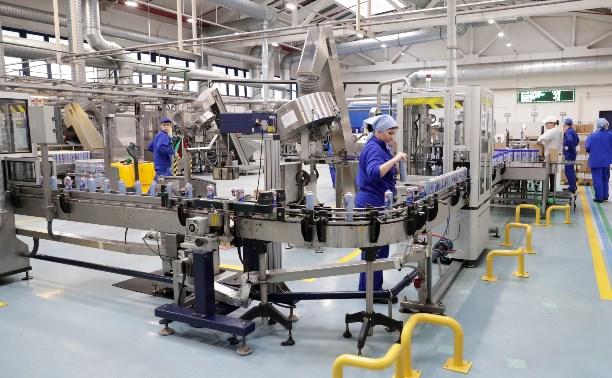 Нацпроект в Тульской области: Повышение производительности труда