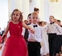 В Туле состоялся детский Рождественский бал: милый фоторепортаж