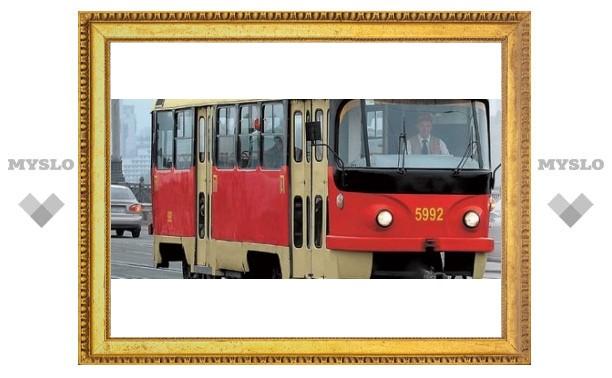 Трамвай №14 меняет маршрут