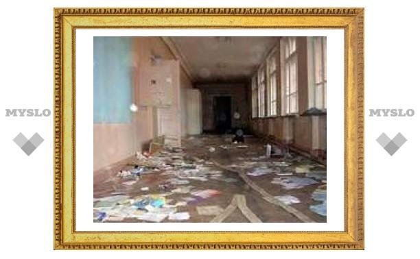 Пожар в здании московской школы ликвидирован