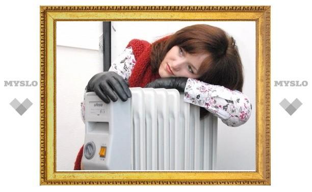 Три тульских дома без тепла начнут отапливать к концу недели