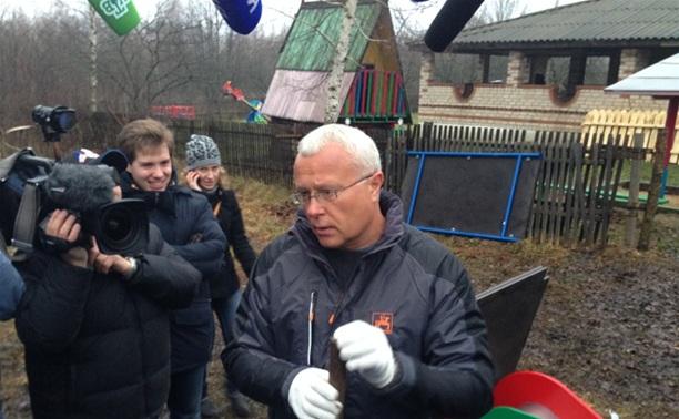 Олигарх Александр Лебедев приступил к отработке наказания в Тульской области