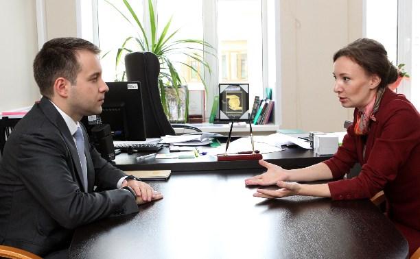 В России создадут телефонный центр для помощи детям