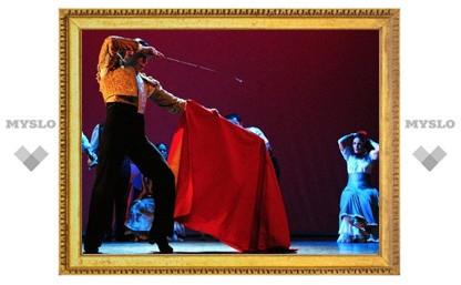 В Тулу приедут страстные испанские танцоры