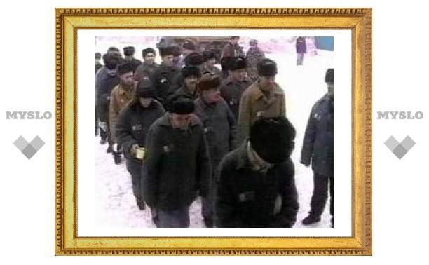 ФСИН: в России насчитывается 885 тысяч заключенных
