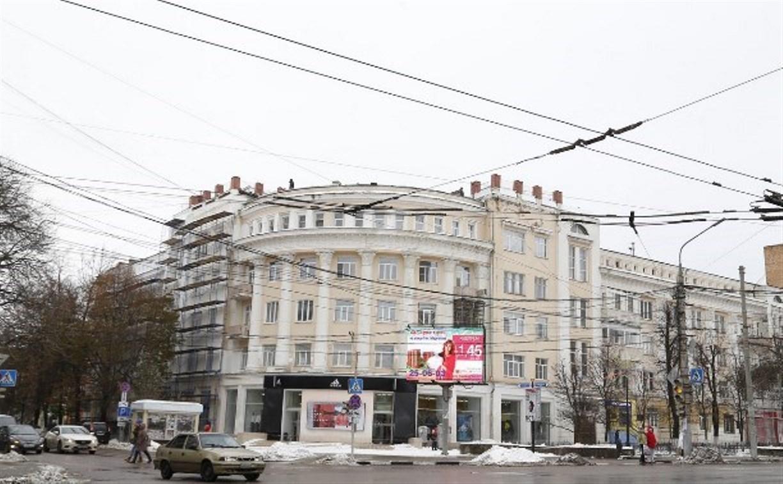 В Туле предложили перенести остановки «Ул. Первомайская» и «Ул. Жаворонкова» на пр. Ленина