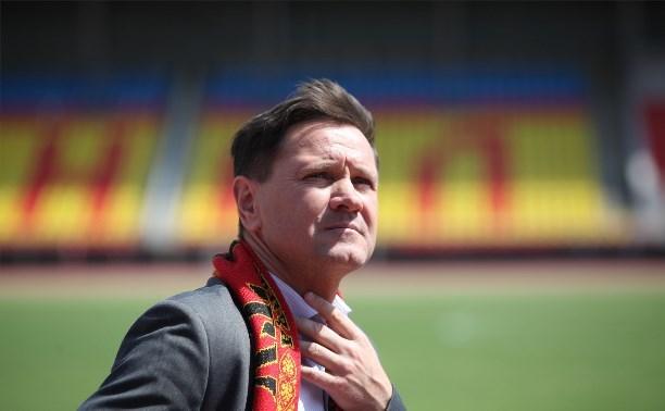 Дмитрий Аленичев покидает «Спартак»