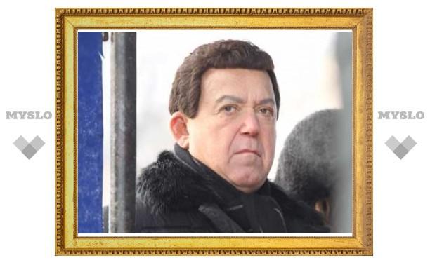Иосиф Кобзон принял участие в митинге в Туле