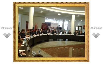 В Туле прошло первое заседание Инвестиционного клуба при губернаторе Тульской области