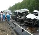 В страшном ДТП в Тульской области погибли два человека