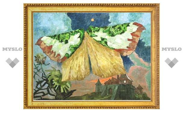 Дмитрий Клочков покажет тулякам живопись и графику