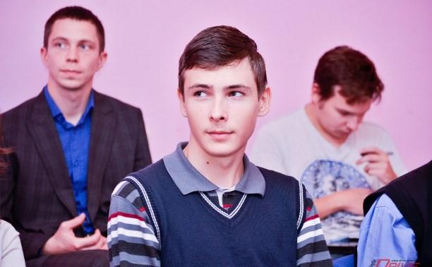 Тульский школьник стал победителем конкурса на новый логотип «Артека»