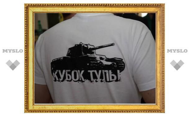 Тульские геймеры сразятся в World of Tanks