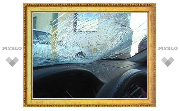 Хулиганы в Туле переключились на Daewoo?