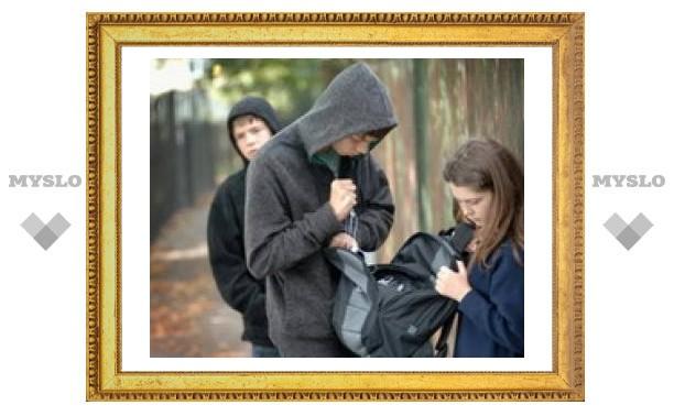 В Туле снизилась детская преступность