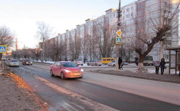 Водитель «Приоры» сбил женщину на пешеходном переходе