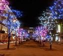 Тульские улицы к Новому году украсят гирляндами и снежинками