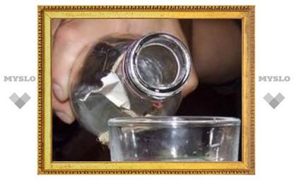 Правительство запретит водку дешевле 70 рублей