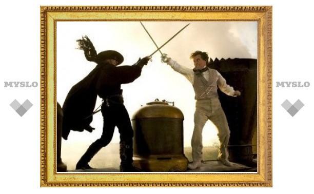 Sony задумала новый фильм о Зорро