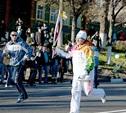 Туляк Виктор Гаврилов снова пронес факел Олимпиады спустя 33 года