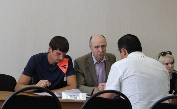 Жителей Плеханово проконсультировали по вопросам установки счетчиков на воду и электричество