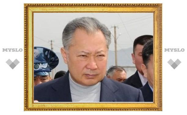 Курманбека Бакиева заочно обвинили в массовых убийствах