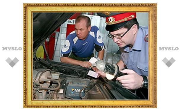 Тульским водителям упростят регистрацию авто