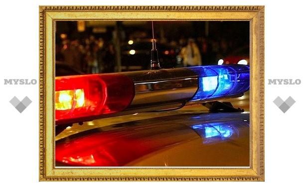 В Туле недавно уволенный милиционер сбил трех человек