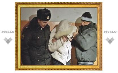 В Тульской области будут судить похитительницу маленького ребенка