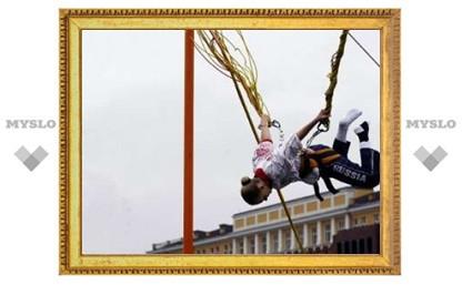 На Красной площади прошел Военно-спортивный форум