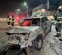 В двойном ДТП на ул. Рязанской пострадала женщина
