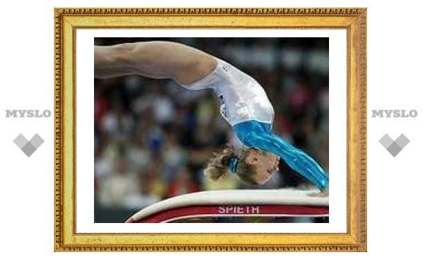 Российские гимнастки остались без медалей чемпионата мира