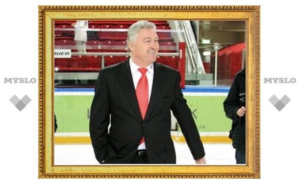 "Тренер хоккейного ""Спартака"" продлил контракт"
