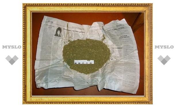 Больше всего преступлений в сфере оборота наркотиков зарегестрировано в Пролетарском районе Тулы