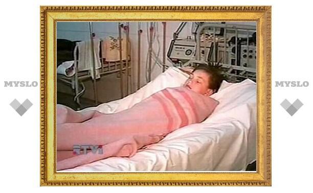 После прививки от гриппа девять детей попали в больницу Ростова-на-Дону