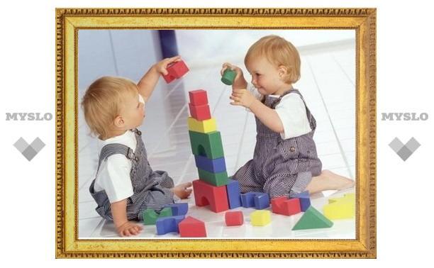 Решать проблему нехватки мест в детсадах области будут путем открытия дошкольных групп