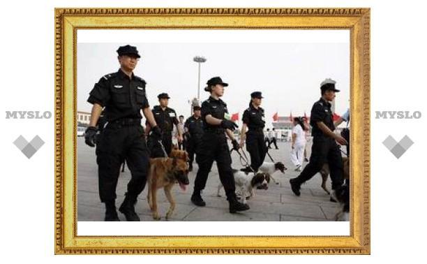 Полиция Китая предотвратила пять терактов в районе Синьцзян