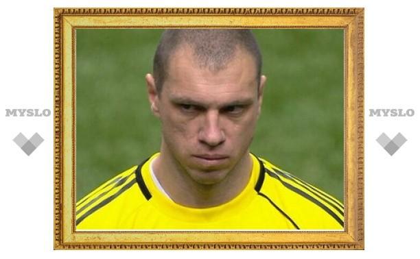 Александр Филимонов не бросит пляжный футбол ради тульского «Арсенала»