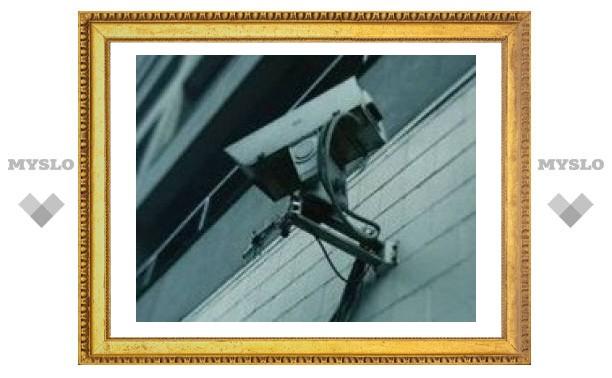 На улицах Тулы появится видеонаблюдение