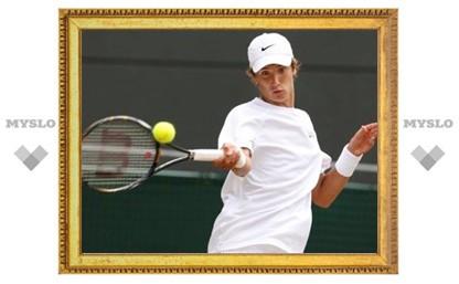 Тульский теннисист Андрей Кузнецов сыграет с южноафриканцем
