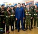 Команда тульской школы №10 победила в областной «Зарнице»
