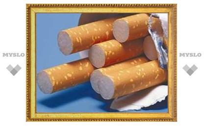 Минфин повысит акцизы на табак на треть