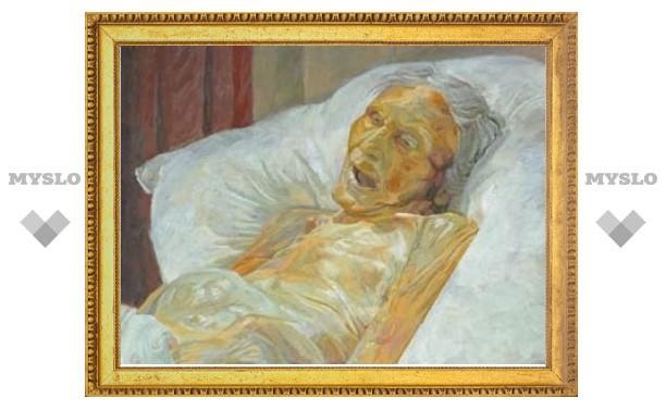 Художницу наградили за портрет мертвой матери